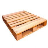 Pallet gỗ 4 hướng nâng tải trọng 35 tấn