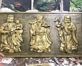 Điêu khắc tượng Phúc Lộc Thọ