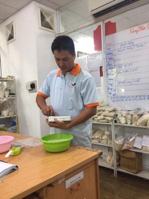 Giám định giám sát mặt hàng nông sản