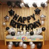 Trang trí sinh nhật
