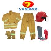 Bộ quần áo chống cháy