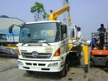 Xe vận tải hàng hóa Bắc Trung Nam