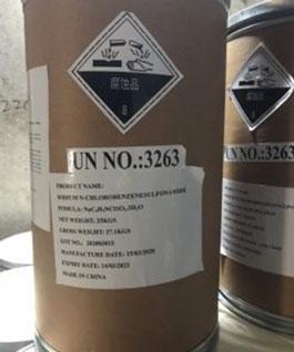 Chất diệt khuẩn xử lí nước Cloramin B