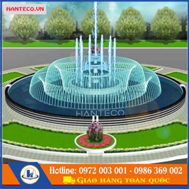 Đài phun nước trung tâm