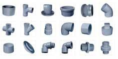 Các loại ống nước phụ kiện