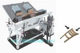 Máy lắp ráp khung ghế HD-3R