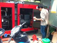 Sửa chữa - bảo trì máy phát điện