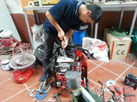 Sửa chữa bảo trì máy phát điện