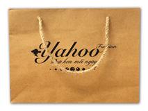 In túi giấy Yahoo