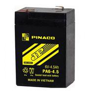 Ắc quy xe đạp điện PA-6-4.5