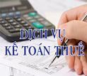 Tư vấn thuế và báo cáo thuế