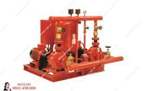 Kiểm tra máy bơm chữa cháy