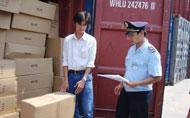 Dịch vụ hải quan nhập khẩu hàng hóa