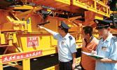 Dịch vụ hải quan nhập khẩu máy móc