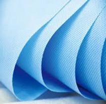 Vải không dệt SS màu xanh