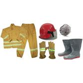 Bộ đồ chữa cháy