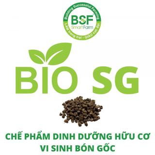 Chế phẩm dinh dưỡng hữu cơ vi sinh