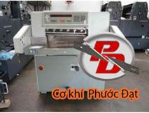 Máy cắt giấy lập trình Polar - khổ 58cm