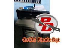 Máy cắt giấy mini điện