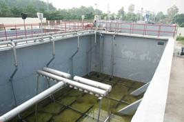Xử lý nước thải bằng công nghệ UASB