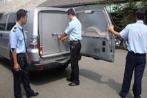 Dịch vụ bảo vệ áp tải hàng hóa