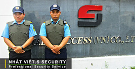 Dịch vụ bảo vệ nhà máy xí nghiệp