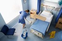 Dịch vụ vệ sinh  phòng bệnh