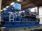 Máy phát điện Diesel MTU