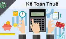 Dịch vụ thuế kế toán thuế