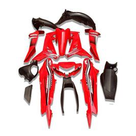 Nhựa linh kiện xe máy