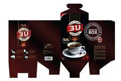 Vỏ hộp cà phê in offset
