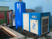 Máy nén khí TLC Compressor 100Hp