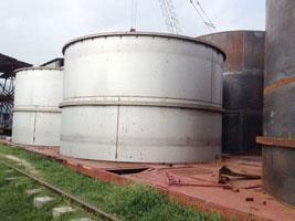 Chế tạo bồn chứa Công nghiệp