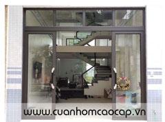 Cửa nhôm Zhongkhai