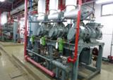 Hệ thống 3 máy nén lạnh