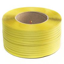 Dây đai nhựa màu vàng