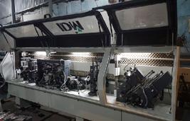 Máy dán cạnh 7 chức năng IDM