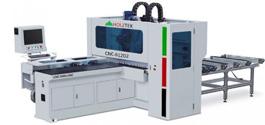 Máy khoan CNC 6 mặt 2 chùm khoan kép