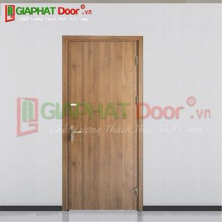 Cửa gỗ chống cháy GCC.P1 - Xoan Dao