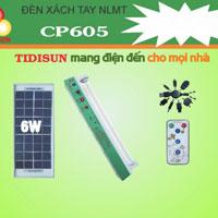 Đèn xách tay năng lượng mặt trời