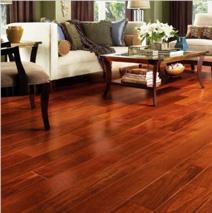 Ván sàn gỗ đỏ