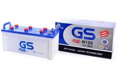 Bình ắc quy nước GS N120 (120AH)