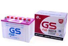 Bình ắc quy GS 95D31R (12V-80AH)