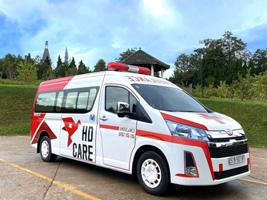 Dịch vụ cho thuê xe cứu thương