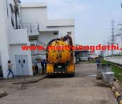 Dịch vụ thu gom xử lý chất thải