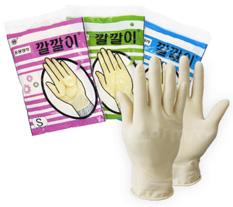 Găng tay cao su thẩm mỹ