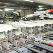 Dây chuyền sản xuất găng tay