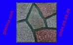 Terrazzo đa màu