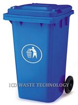 Thùng đựng rác nhựa 120L