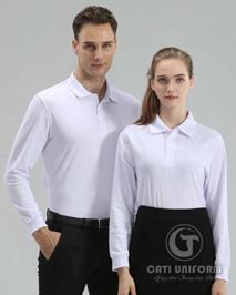 Đồng phục áo thun dài tay